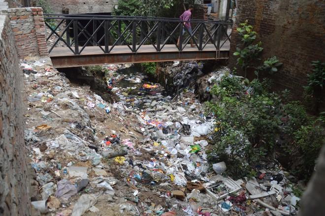 Monsoon's here, but Ludhiana city isn't ready