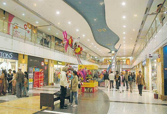 Token for entry to malls, no prasad at shrines in Mohali