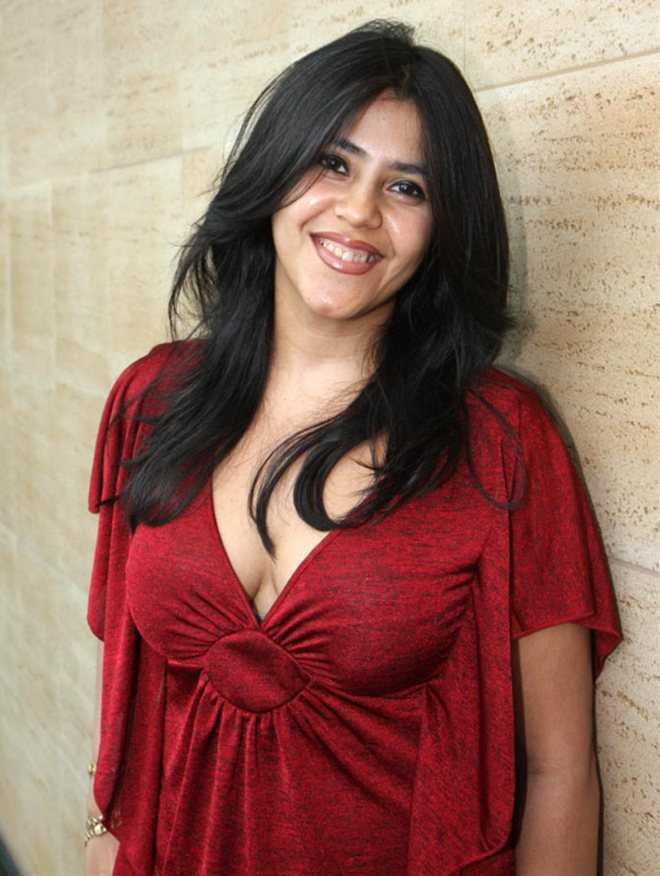 Ekta booked for 'obscenity' in web series