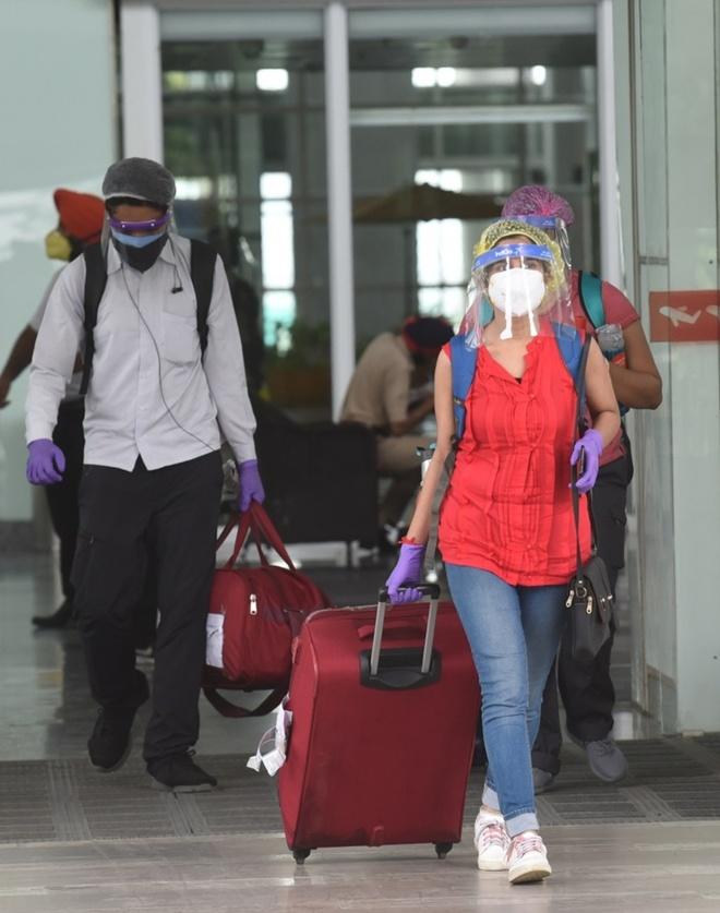 2 flights with 324 passengers from NZ, Kuwait reach Chandigarh