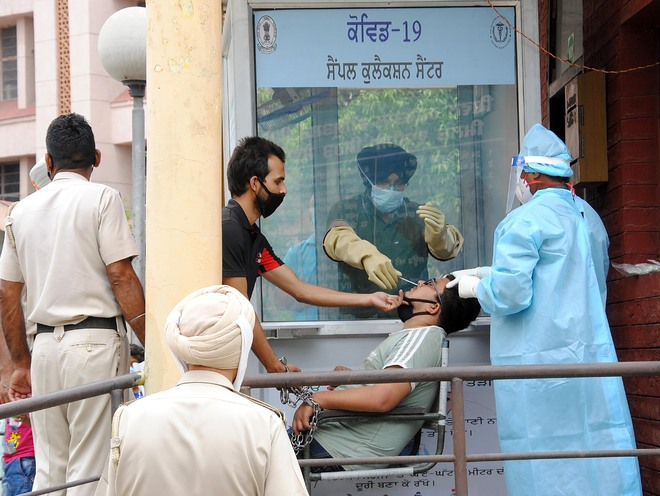 No respite: Two docs among 15 new cases; dist tally 420