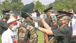 India, China troops 'disengaging' in phased manner: Army Chief
