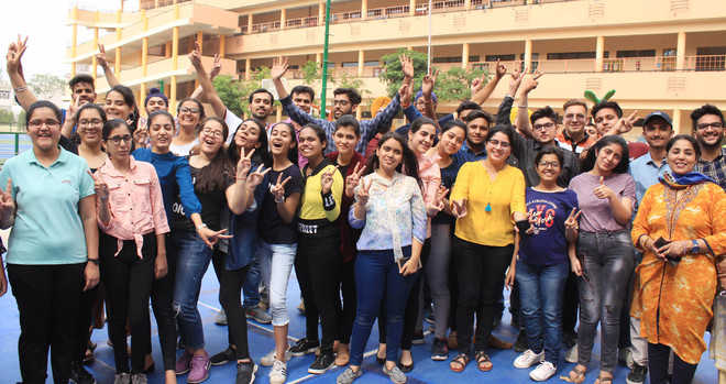 CBSE Class XII results: Girls shine in commerce, humanities; boys in science