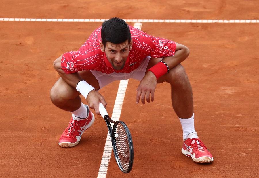Novak Djokovic and his wife test negative for coronavirus