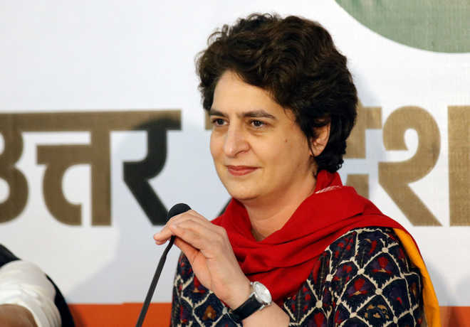Priyanka Gandhi asked to vacate government bungalow by August 1