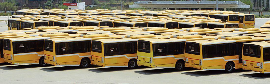 Metro buses to hit road again on July 6
