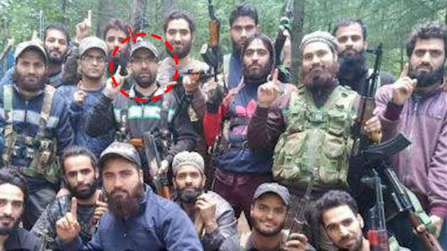 NIA raids home of slain terrorist Naikoo's close aide in J&K