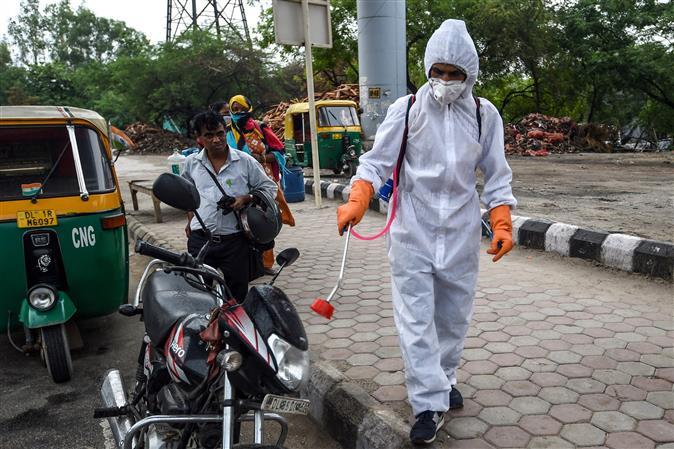Coronavirus: Haryana reports 51 new cases, tally rises to 19,420