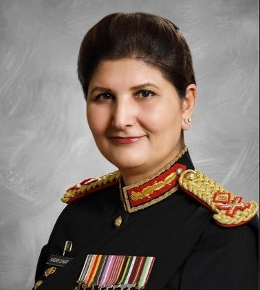Pakistan Army appoints first female lieutenant general