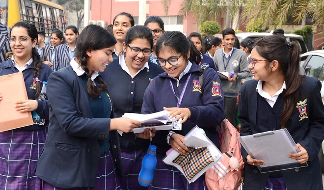 CBSE Class XII results declared