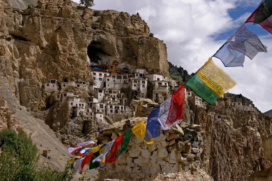 Phugtal Monastery: The Honeycomb Monastery