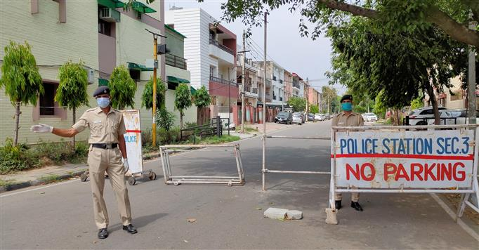 COVID-19: 16 persons test positive in Chandigarh; total cases reach 523