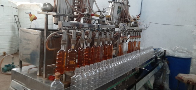 SET probing alleged liquor scam in Haryana submits 'voluminous' report