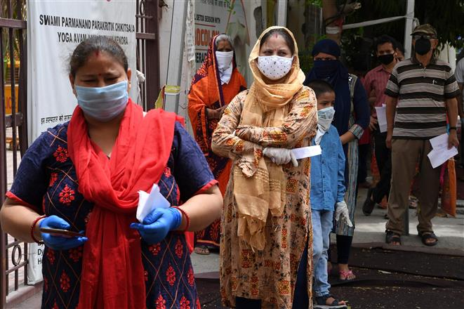 45 COVID-19 cases reported from Patiala; district tally reaches 485