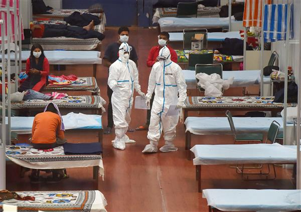 1,573 fresh COVID-19 cases take Delhi tally to 1,12,494; death toll mounts to 3,371