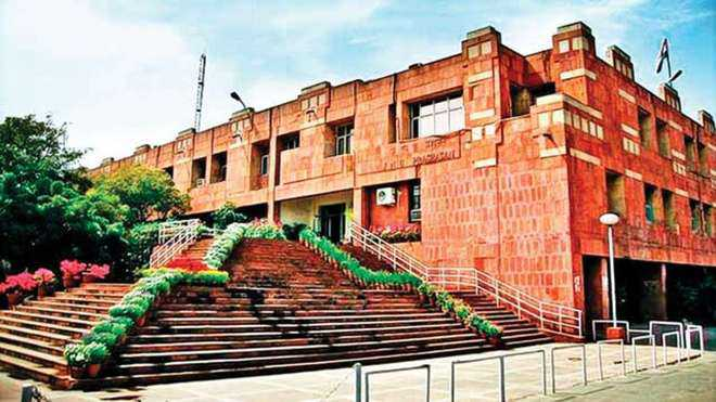 HC comes to aid of JNU student & wife; asks varsity to let them stay in hostel