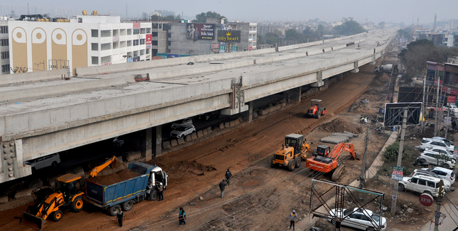 Work at Kharar flyover to be completed soon: Capt Amarinder Singh