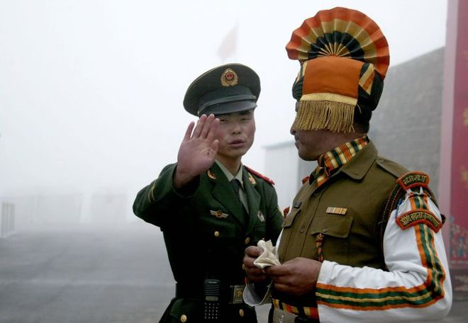 Doval-Wang talks preceded pull-back of troops from LAC