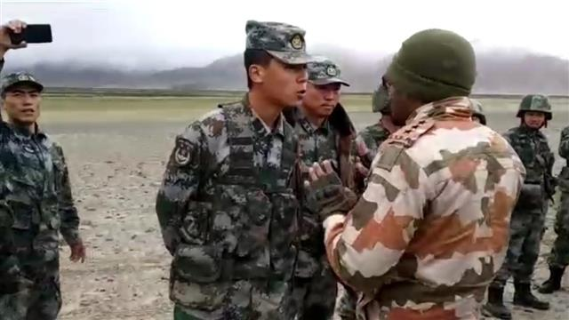 Indian & Chinese troops disengaging on border as agreed - Beijing's ambassador