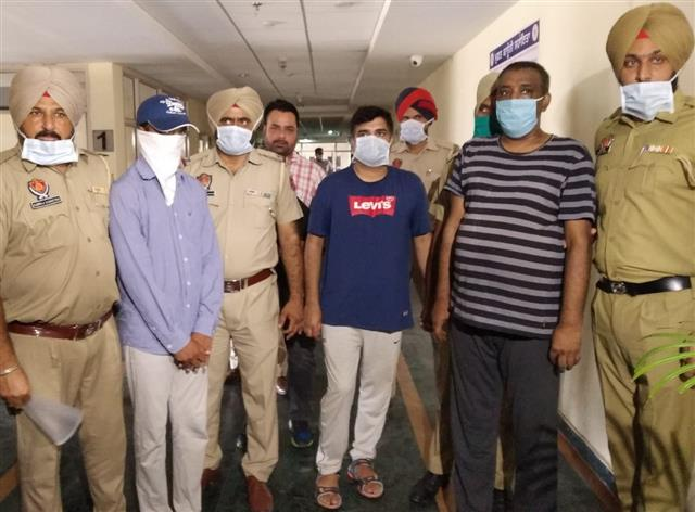 Mohali Police arrest bookie who hosted fake T20 league matches
