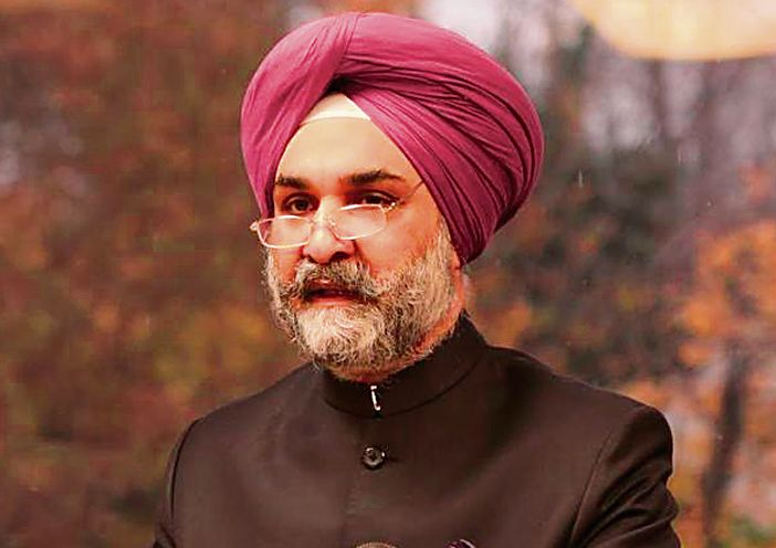 Indian envoy holds virtual meet with US Sikh leaders