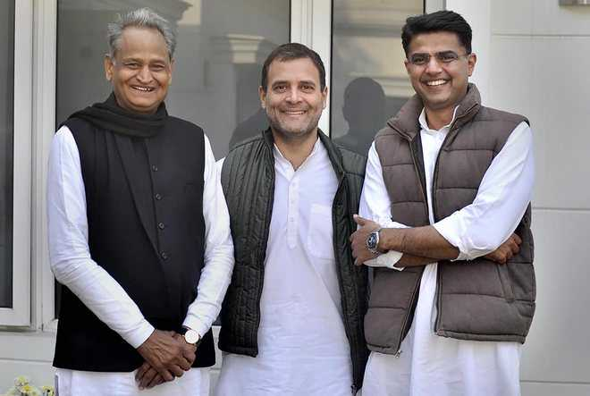 Rajasthan Congress developments echo in national political landscape