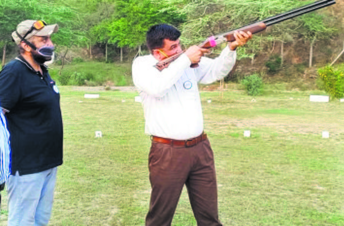 Shotgun Sodhi teaches how to shoot down drones