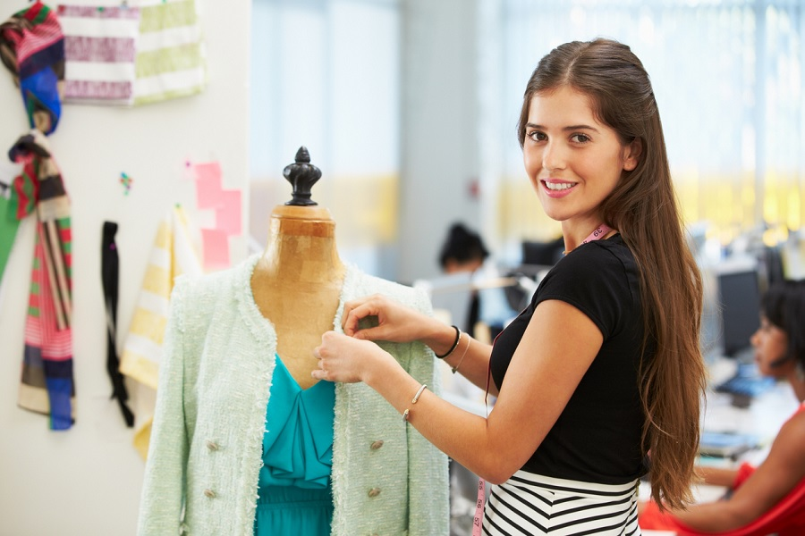 Make A Style Statement Through A Career In Fashion