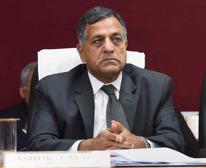 Asian Development Bank appoints Election Commissioner Ashok Lavasa as new vice-president