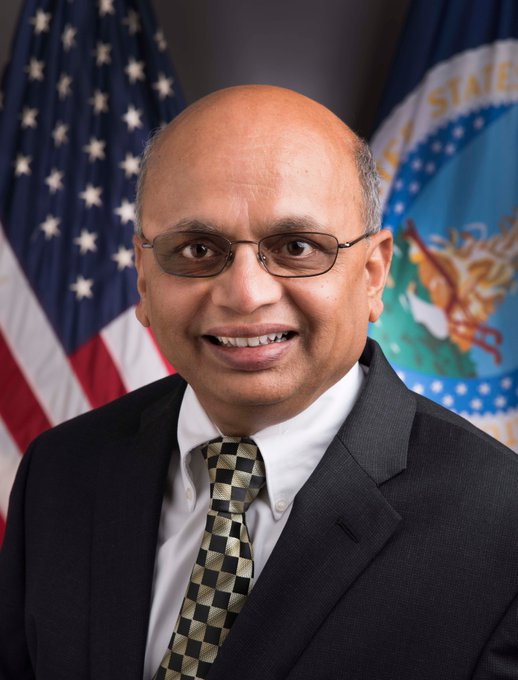 Indian-American scientist appointed acting head of top US agriculture research organisation