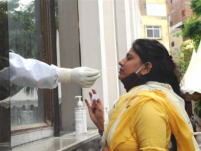 55,000 fresh cases take national coronavirus tally to 16.38 lakh