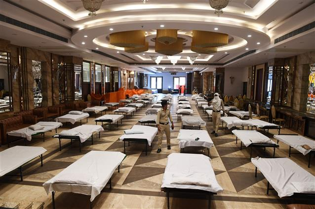 Three Delhi hotels serving as COVID-19 facilities delinked from hospitals over low-occupancy