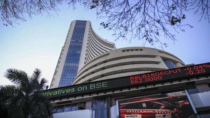 Sensex soars 466 pts; RIL, HDFC Bank drive rally