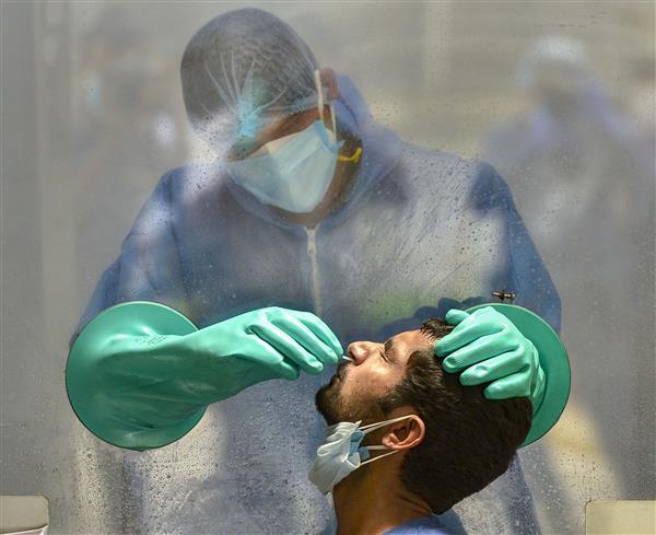 Chandigarh reports new spike; 21 new coronavirus cases