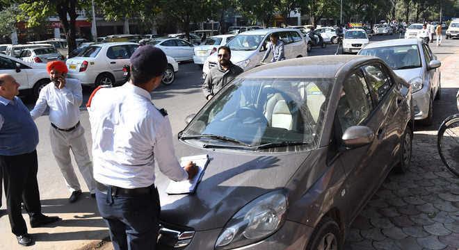 Delhi man gets challan for speeding, over 20 days after car was stolen