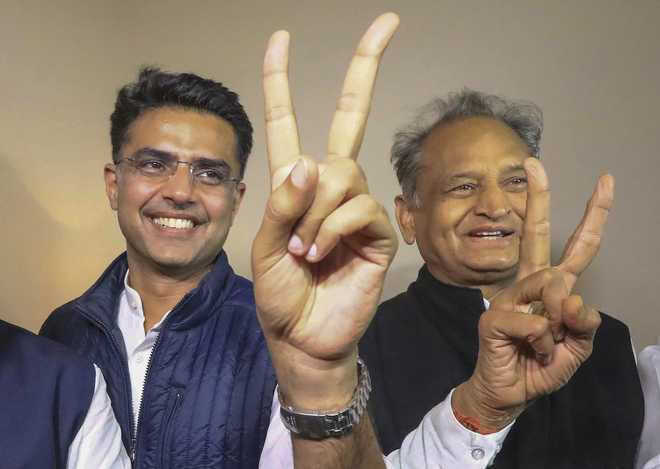 Rajasthan imbroglio: BJP plays 'wait and watch' in what appears to be a 'win-win situation' either way