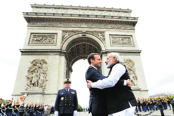 France retains spot as India's reliable strategic partner