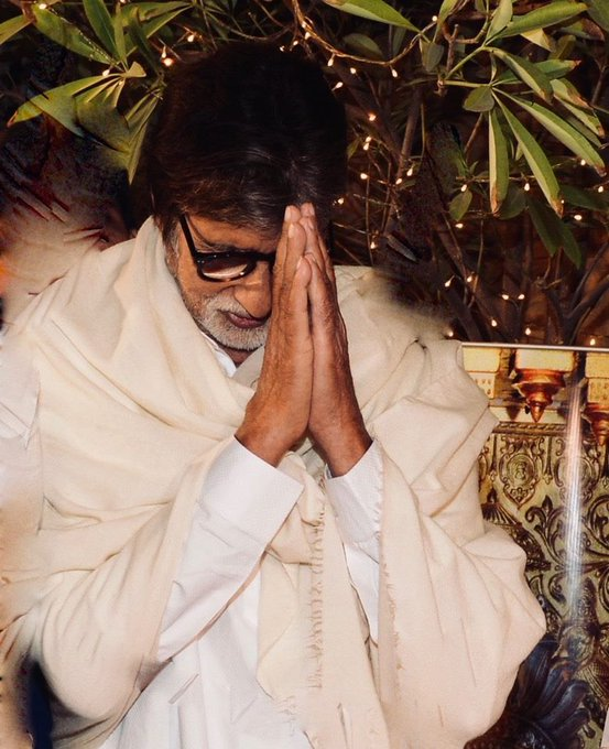 Amitabh Bachchans daughter posts about absence amid familys COVID-19 battle
