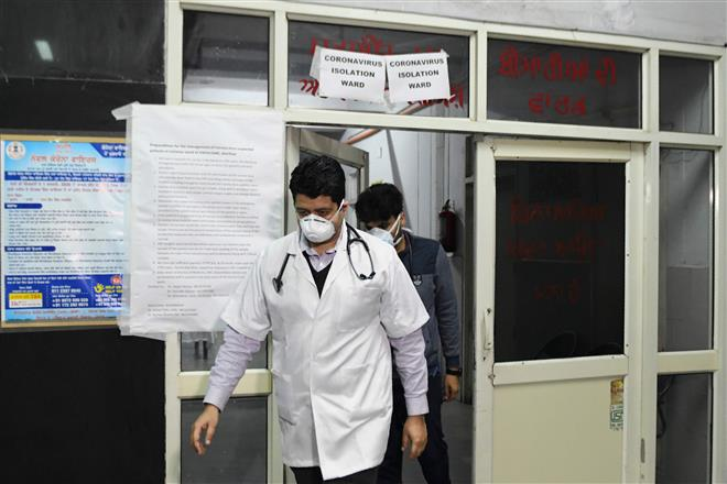 At least 70 Indian doctors have died so far while on Covid duty