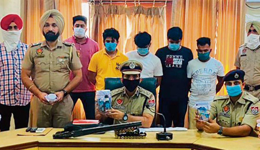 Robbery case: Four nabbed with weapons, snatched cars in Amritsar