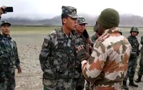 Eastern Ladakh standoff: Chinese side says progress made, India for quick end to build-up