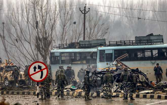 NIA arrests Pulwama resident for February 2019 attack on CRPF convoy