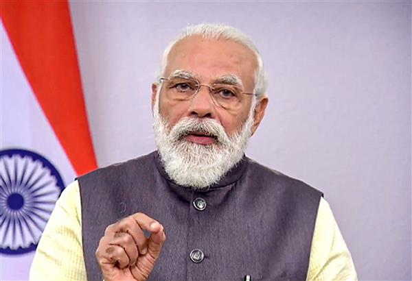 PM Modi invites US firms to invest in healthcare, defence, energy