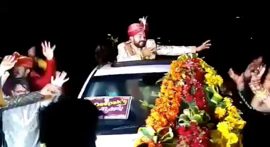 Groom's father held, Rs 50,000 fine collected after video of marriage procession inOdisha goes viral
