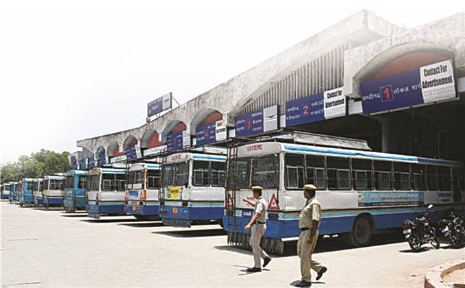 'Adulterated' diesel halts 28 Haryana buses midway