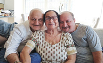 Anupam Kher's mother, brother test COVID-19 positive 'in spite of being careful'