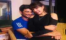Rhea Chakraborty says 'thirty days of losing you, but lifetime of loving you' to Sushant Singh Rajput