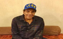 Ludhiana: Dharmendra's 'heart is saddened' as he sees theatre deserted where he saw movies