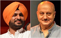 Anupam Kher should be kicked out of BJP for using Guru Gobind Singh's words to describe Sambit Patra: Bittu