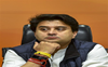 Rajasthan crisis: Scindia takes jibe at Congress; says 'talent finds little credence' in INC